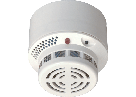 Kohlenmonoxidmelder, Gasmelder, Temperaturmelder, Wireless Carbon Monoxide Detector, Gas Detector, Temperature Detector