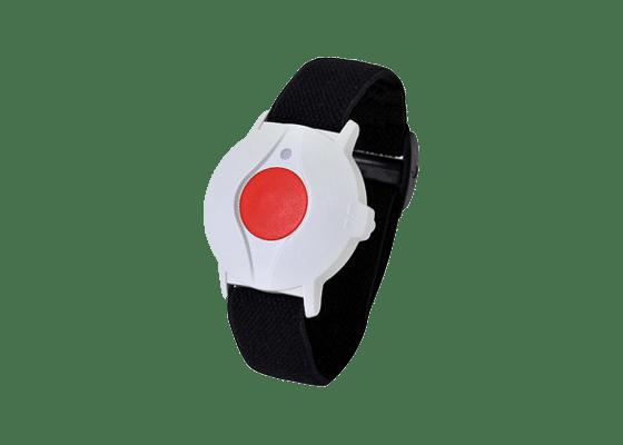 Armbandsender, Funk-Fallsensor