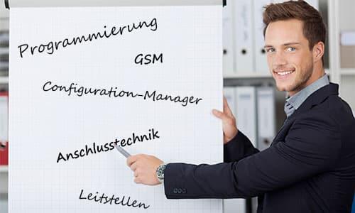 Technik Softwarelösungen, Hausnotrufsysteme