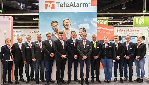 Messe Nürnberg zeigt Technologien der Altenpflege