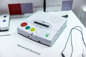 Neuheit bei TeleAlarm: Das IP-NurseCall-System