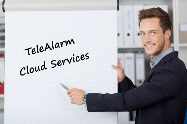 Update TeleAlarm Cloud Services