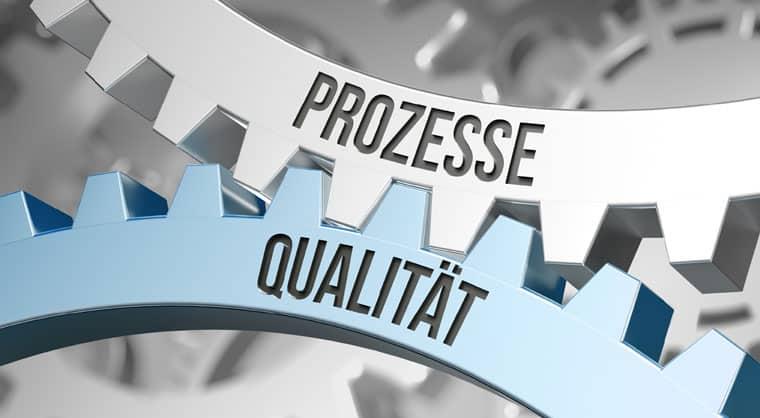 Zertifizierung im Qualitätsmanagement nach ISO 9001:2015