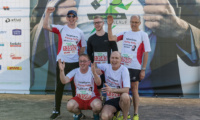 TeleAlarm Company Run 2018 Team