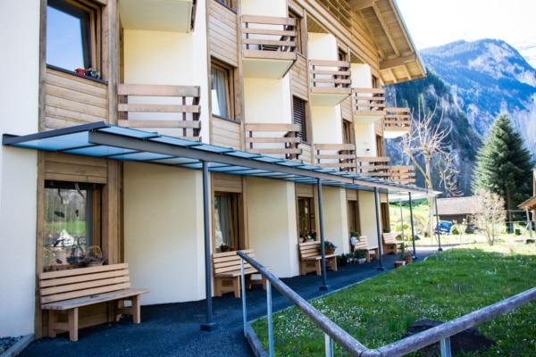 Alters- und Pflegeheim Günschmatte, Schweiz - Technik