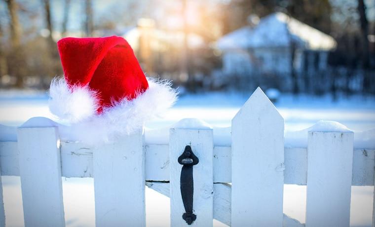 Disponibilité durant les fêtes de fin d'année