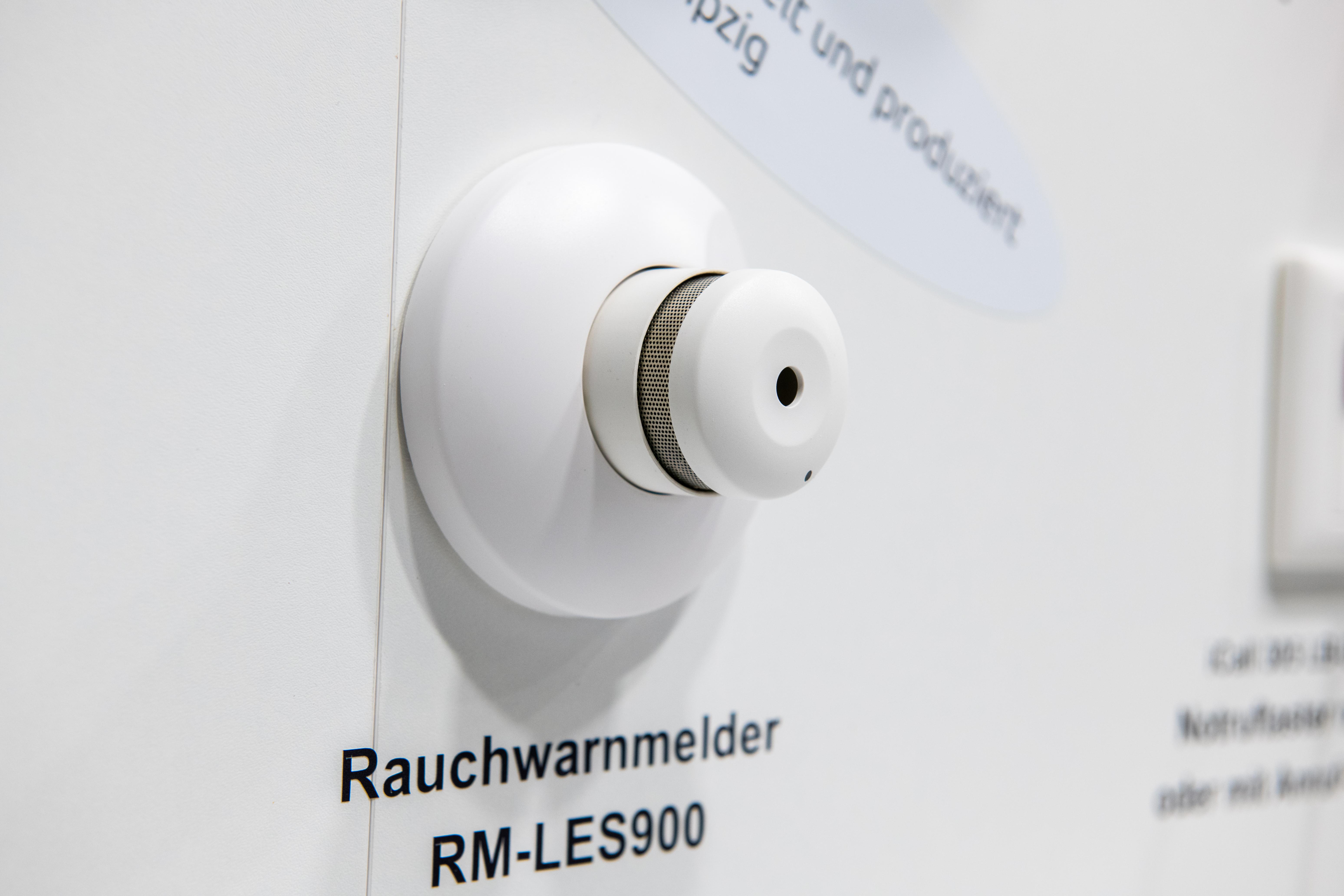 Funk-Rauchmelder RM-LES900