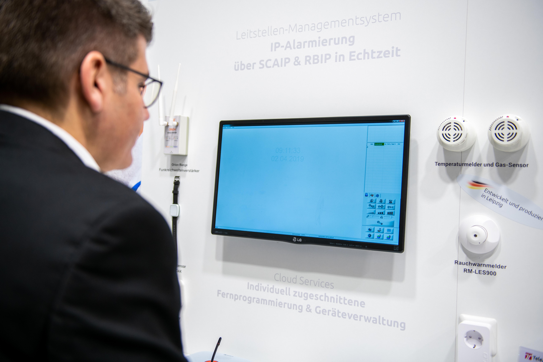 TeleAlarm Digitalisierung