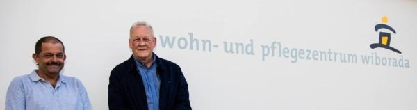 Wohn- und Pflegezentrum Wiborada, Schweiz Thema Zufriedenheit