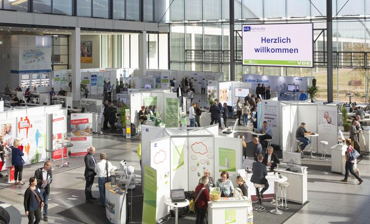 Alltagsunterstützende Assistenzsysteme: AAL-Kongress in Karlsruhe