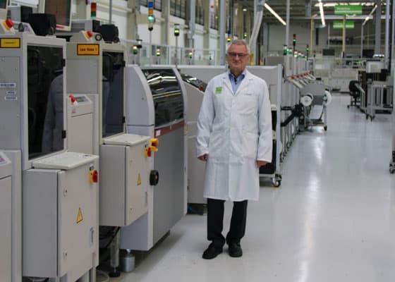 Leesys produziert TeleAlarm-Produkte nachhaltig
