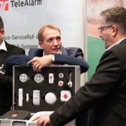 TeleAlarm beim Bundeskongress Hausnotruf in Berlin