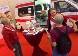 Pflegemesse in Dresden Beratung