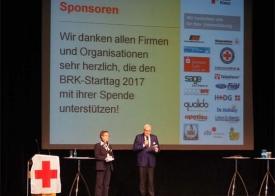 Telealarm unterstützt Bayrisches Rotes Kreuz