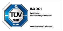 QM-Zertifikat-ISO9001