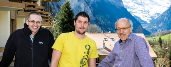 Alters- und Pflegeheim Günschmatte, Schweiz